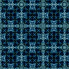 Blue_Neon_Cascade_10 by stradling_designs, click to purchase fabric