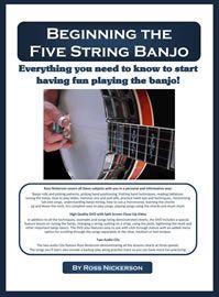 begiinning banjo lesson