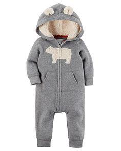 Carter's Baby Boys Fleece Hooded Romper Jumpsuit, Grey Be... https://smile.amazon.com/dp/B074JFL9FD/ref=cm_sw_r_pi_awdb_x_GQV6zbBFMQ925
