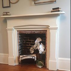 Etsy :: Your place to buy and sell all things handmade! Customer submitted photo of their old coal fireplace in their 200 year old home. Love it!!! Natures All, LLC