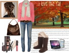 """i love the fall"" by lulu-belle-love on Polyvore"
