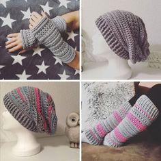 49 Besten Mützen Häkeln Bilder Auf Pinterest Crochet Hats