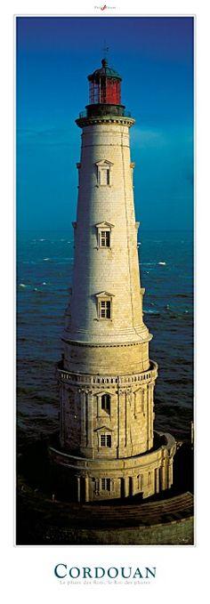 Phare de Cordouan - Gironde, France Cordouan lighthouse is an active lighthouse…