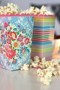 pretty popcorn buckets