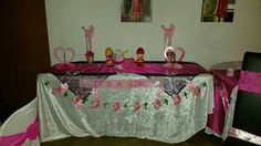 It's a girl...babyshower