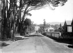 Church Street, Wynberg, Cape Town 1910| Flickr - Photo Sharing!