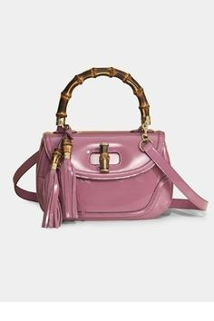 Most Iconic It Bags: Gucci Bamboo