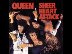 Queen - Brighton Rock. From the Sheer Heart Attack album, 1974. Written by Brian May.