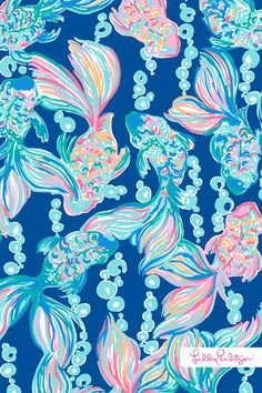 Beautiful Lilly Pulitzer Backgrounds