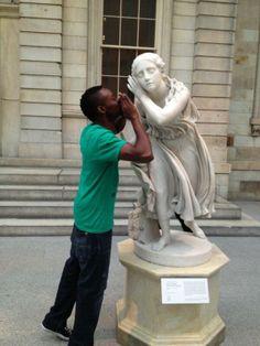 #MuseumSelfies #MuseumWeek #MetMuseum