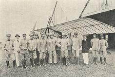 Brazilian army aviation, Contestado War