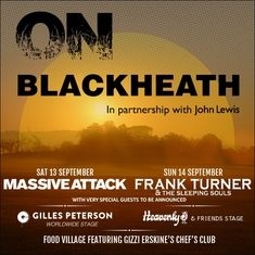 OnBlackheath http://www.ticketline.co.uk/onblackheath#bio