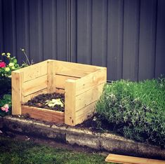 """First project: compost bins"""