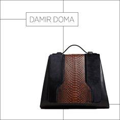 50 Showstopping Fall 2013 Bags: Damir Doma bag, $1,709, ln-cc.com.