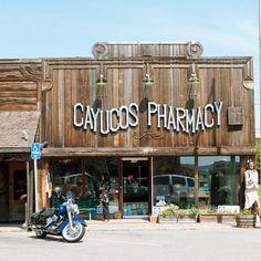 Cayucos, CA.. unsung beach town near morro bay/hearst castle/cambria