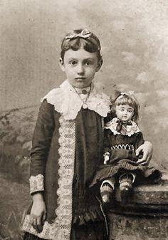 doll in Antique (Pre-1940) | eBay