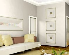 Anew gray on pinterest agreeable gray accessible beige for Paint your own room visualizer
