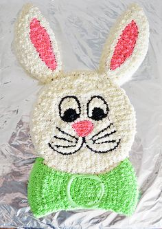16 Easy Easter Cakes that your Guests would be Dying to Bake - Recipe Magik Easter Cake Easy, Easy Easter Recipes, Easter Bunny Cake, Easter Treats, Bunny Cakes, Easter Desserts, Cake Designs For Kids, Dolphin Cakes, Animal Birthday Cakes