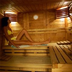 #Sauna at #Hotel Navarra #Bruges ... Simply relax after a busy day walking around...  http://www.hotelnavarra.com/en/info/270/Sauna.html