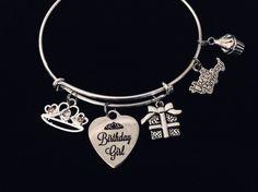GiftJewelryShop Silver Plated Maltese Dog White Photo I Love You Charm Beads Bracelets