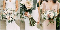 Bridal and bridesmai