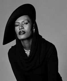 My new obsession with Grace JOnes and Androgyny | photosoulblkchick1