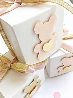 Excited to share the latest addition to my shop: Teddy Bear Favor Boxes Rose Blush Gold Girl Birthday Decorations Girl Baby Shower Gift Favor Boxes Bags Thank You Favor Set of 12 Baby Shower Oso, Teddy Bear Baby Shower, Baby Shower Gift Basket, Baby Shower Favors, Baby Shower Parties, Baby Boy Shower, Baby Shower Invitations, Baby Shower Gifts, Baby Gifts