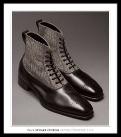 Boots by Paul Stuart    #Aim2Win