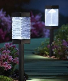 2pk Solar Light Set $8
