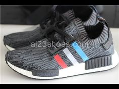 Adidas NMD R1 Primeknit Tri-Color HD review from aj23shoes.com f6242db86