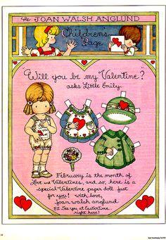 Joan Walsh Anglund_Valentine Paper Doll 4