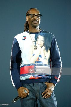 Snoop Dogg announces new AOL Original video series during AOL's Future Front on September 28, 2015 in New York City.