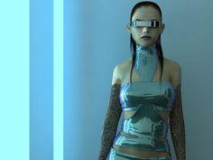 futuristic sci-fi