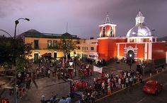 22 de marzo: Plaza de la Buena Muerte, Barrios Altos