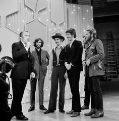 The Band On Ed Sullivan