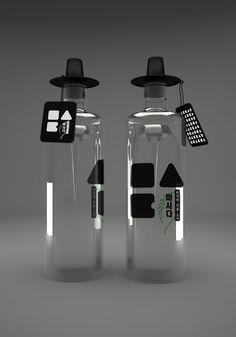 Masida Concept on Packaging of the World Masida-Konzept zur Verpackung der Welt Water Packaging, Cool Packaging, Beverage Packaging, Bottle Packaging, Brand Packaging, Design Packaging, Product Packaging, Label Design, Branding Design