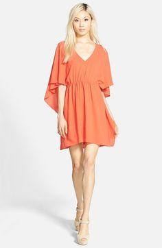 Leith Cape dress