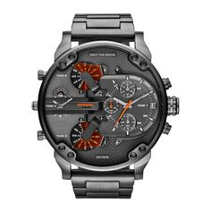 €379,- bij Horloges.nl - Officieel dealer vanDiesel horloges. Gratis verzending en snelle levering!