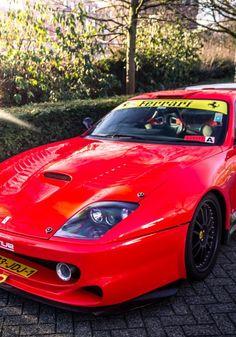 Ferrari 550 GT LM