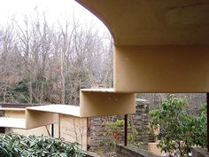 Falling Water guest path
