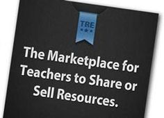 Teachers Resource marketplace