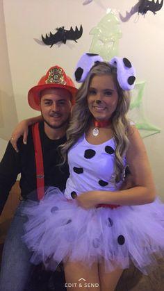 Dalmatian halloween costume * instagram - cheydion