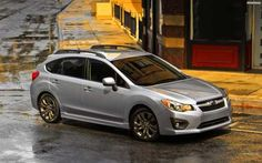 subaru impreza ground clearance 2016