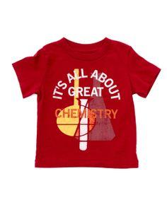 Baby Chemistry Tee | Peek Kids Clothing