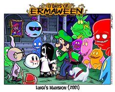 Super Mario Bros, Super Mario Games, Cute Comics, Funny Comics, Peppa Pig Imagenes, Erma Comic, We Bare Bears Human, Luigi's Mansion 3, Mario Fan Art