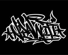 "188 Me gusta, 8 comentarios - Graffiti lettering handstyle (@sal_mont) en Instagram: ""Nyawiji"""
