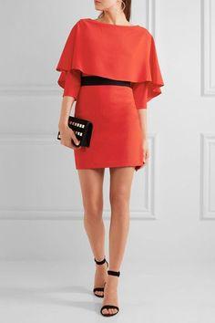 In the Spirit of Valentine's Day - 20 Pretty Little Red Dresses We Love! - Praise Wedding