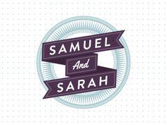 Dribbble - Samuel And Sarah Wedding by Samuel Nudds
