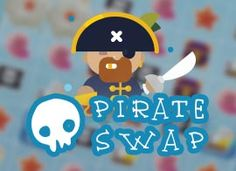 Best free online games, play free Online Games, Pirates, Play, Free, Character, Lettering