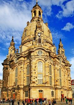 Church Frauenkirche in Dresden Germany | 23 Fascinating Photos that Will Remind You How Incredible Germany Is